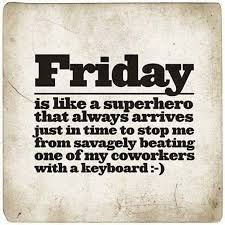friday superhero