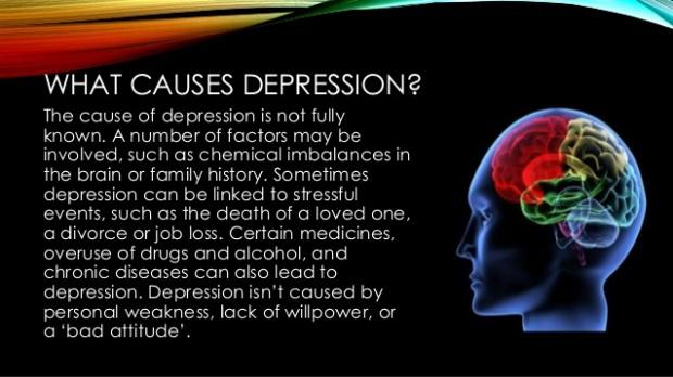 Depression causes