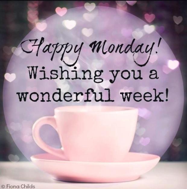 Monday wish